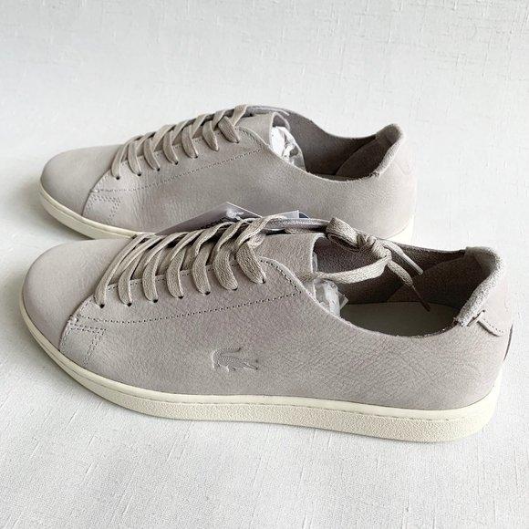 Lacoste   BNIB Carnaby Evo Casual Sneaker size 7.5